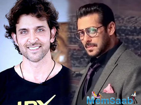 Find out! Hrithik Roshan to replace Salman Khan in No Entry 2?