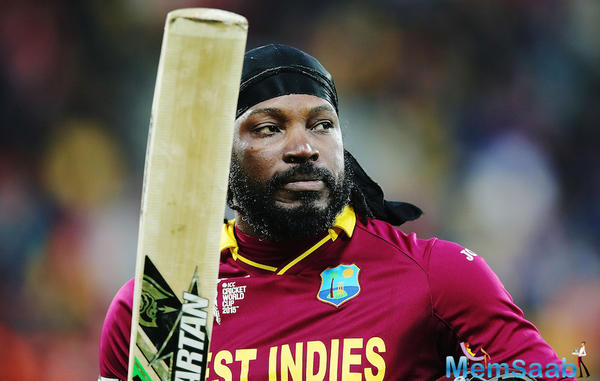 West Indies opener Chris Gayle promises better performance next time