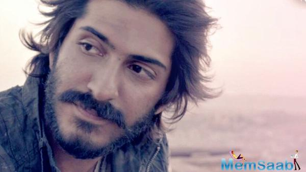 Filmmaker Anurag Kashyap is grooming Mirya debutante Harsh Kapoor