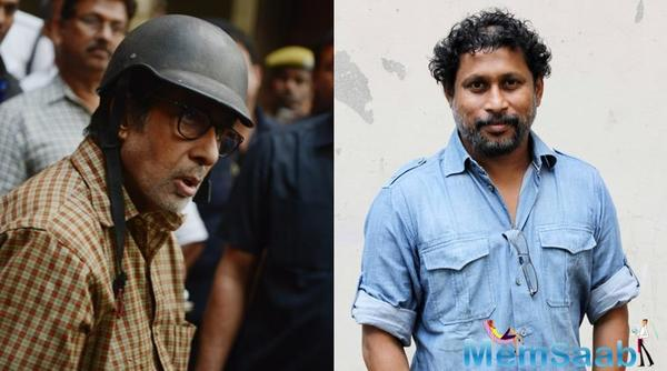 Shoojit Sircar to direct Amitabh Bachchan for the third time!