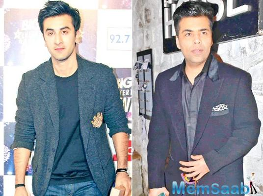 Ranbir Kapoor and Karan Johar to collaborate again?