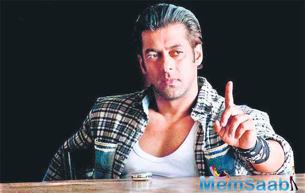 Salman Khan might be back for Wanted 2