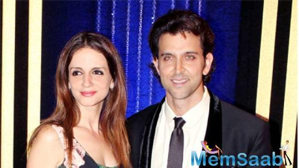 Now, as per the report, Hrithik recently bought Sussanne a sprawling apartment in an upscale suburban high-rise.