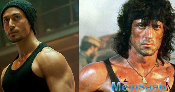 Finally Tiger Shroff bagged the Hindi remake of Sylvester Stallone's Rambo