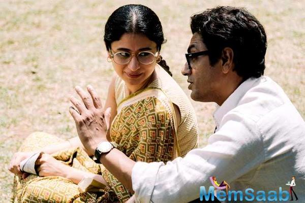 Nawazuddin and Rasika Dugal's starrer Manto first look is out