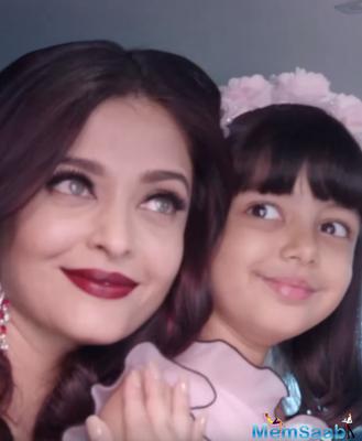 So adorable: Aishwarya Rai Bachchan and Aaradhya pic at Cannes 2017
