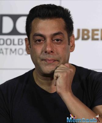 What! Salman Khan doesn't like to watch Tubelight trailer
