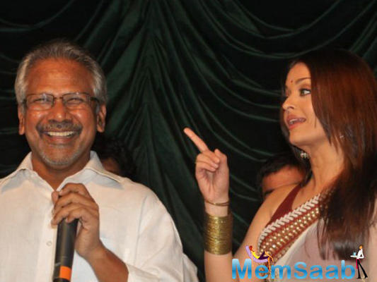 Will Aishwarya Rai Bachchan rope in Mani Ratnam's next?