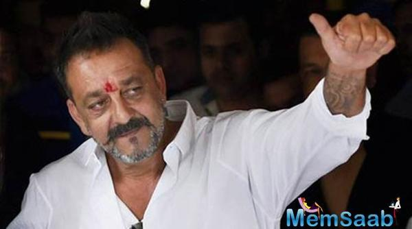 Sanjay Dutt wants to play his age on-screen