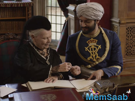 Ali Fazal speaks up, about 'Victoria & Abdul' and working with Oscar-winner Judi Dench