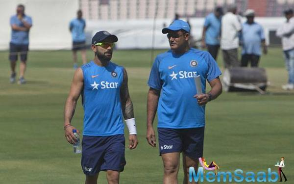 Reportedly, The Supreme Court appointed Committee of Administrators (COA) is also set to meet Kumble, in order to convince him to stay.