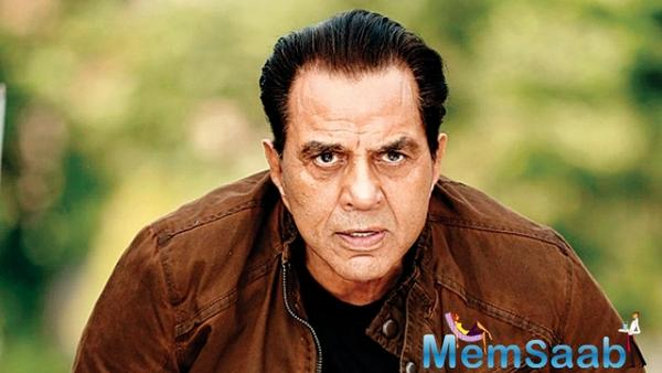 Dharmendra: I will never let any filmmaker to make a movie on my life