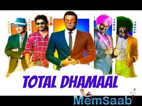 Total Dhamaal to star Ajay Devgan: Director Indra Kumar confirms Shivaay star's on board
