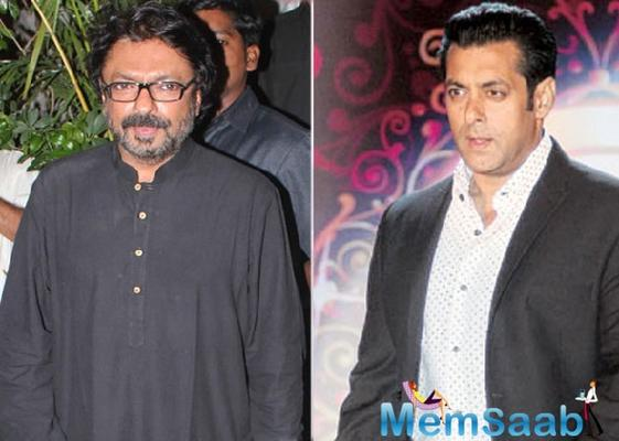 Salman Khan And Sanjay Leela Bhansali are reuniting for a film?