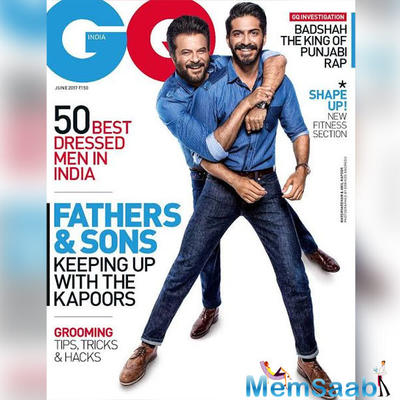 This month's special edit of GQ India: Anil and Harsh explore the nuances of their relationship