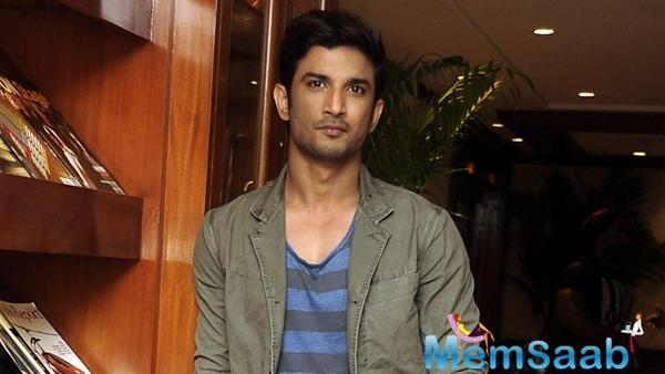 Sushant Singh Rajput admits, he still slips into MS Dhoni's character
