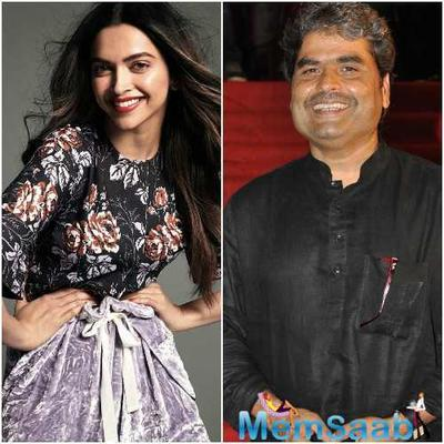 Vishal Bhardwaj: Deepika Padukone is a combination of an actor and a star