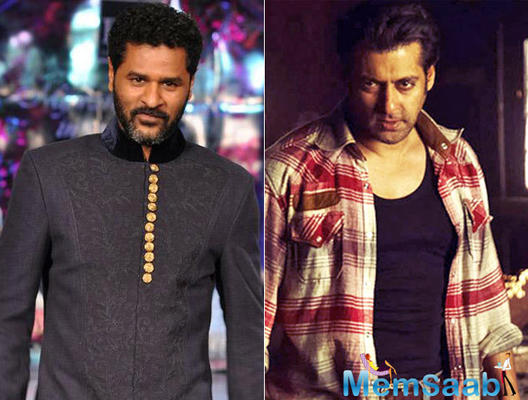 Not 'Wanted 2', but Salman and Prabhudheva will be collaborating for  'Dabangg 3'