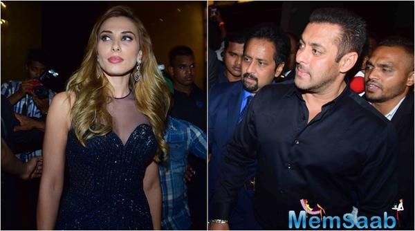 Salman Khan-Iulia Vantur's plans to go to church fall flat