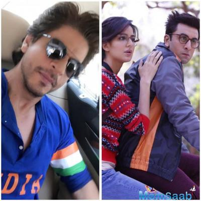After Tubelight, Shah Rukh Khan to do a cameo in Jagga Jasoos??