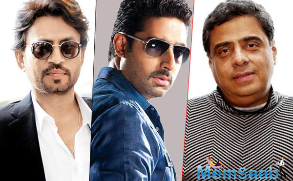 Abhishek Bachchan opted out of Irrfan Khan's road trip comedy film?
