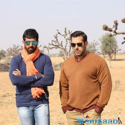 Salman and Kabir Khan collaborating again, Bhai will play a 75-year-old in his  next?