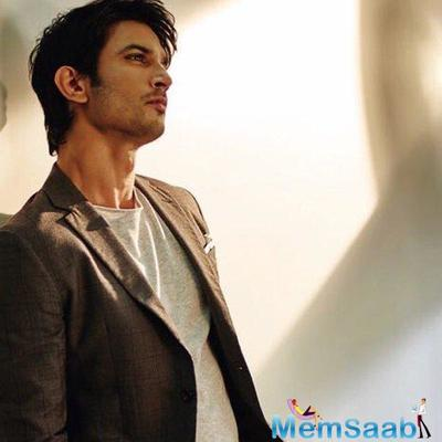 Sushant Singh Rajput will see as a dacoit in his upcoming flick Kedarnath?