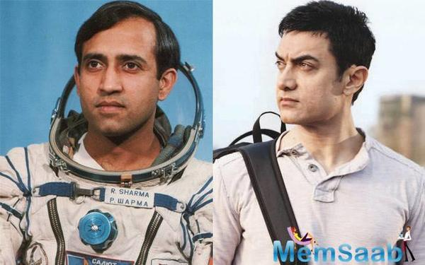 It's  official: Aamir Khan will be seen as an astronaut in Rakesh Sharma's biopic