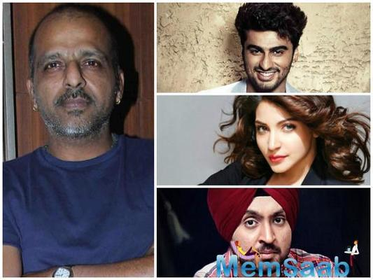 Anushka will next be shooting her upcoming flick Kaneda with NH10' director Navdeep Singh
