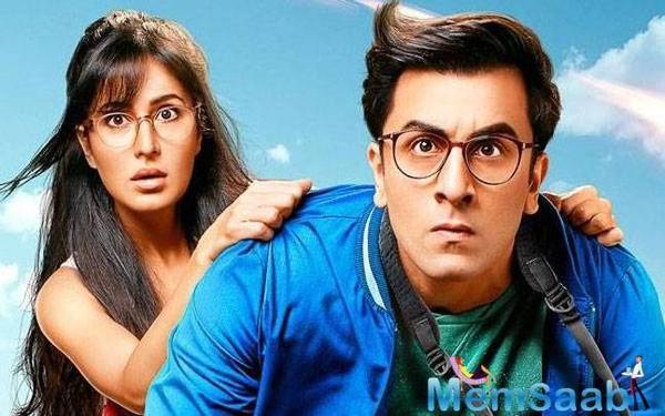 Katrina Kaif can be a great producer says Ranbir, who turned producer with Jagga Jasoos