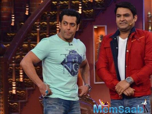 What! Salman Khan doesn't like Kapil Sharma anymore?