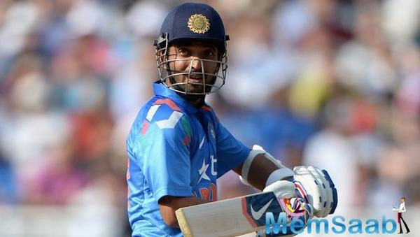 WI vs IND: Rahane equals Sachin Tendulkar's record, has scored 50+ in an ongoing ODI series