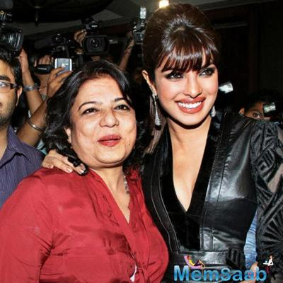 Priyanka Chopra's life can be an inspiration for youth, says mother Madhu Chopra