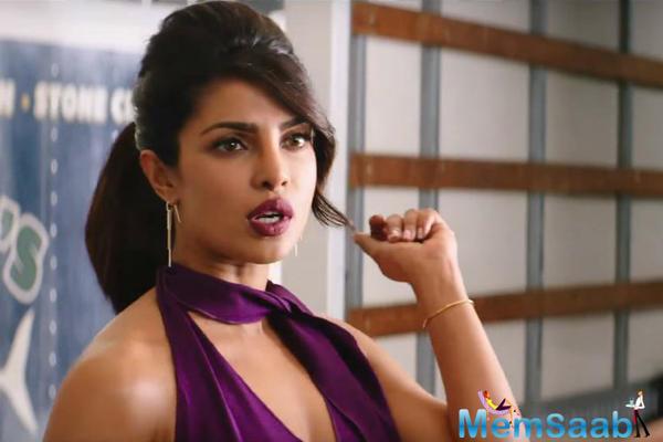 Priyanka said the class of 2017