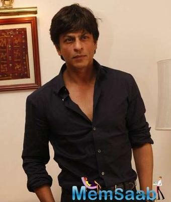 This is how SRK will play a dwarf in Aanand L Rai's film