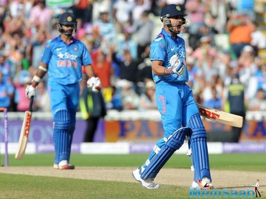 IND vs WI 5 ODI: Virat Kohli's unbeaten century helps India clinch the ODI series