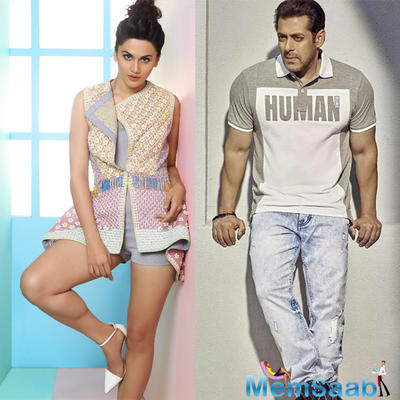 Taapsee confirms Salman's cameo in Judwaa 2, is 'very excited' to shoot with him