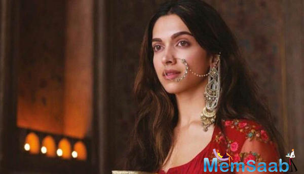 Is Deepika getting a whopping Rs 12 crore for her upcoming flick 'Padmavati'?
