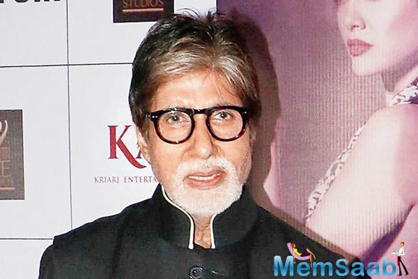 Amitabh Bachchan to star in Hindi version of Bengali film 'Poshto'?