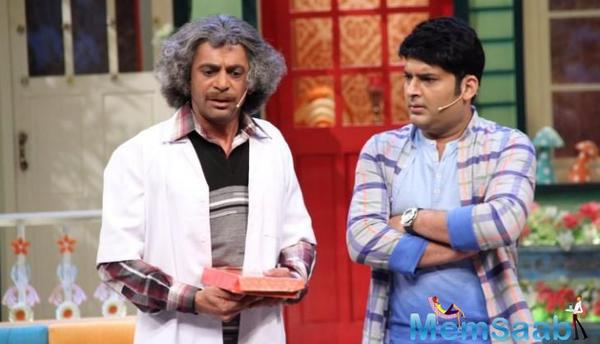 Kapil- Sunil fight row: Sharma says 'Sunil's like brother, can come back whenever he wants'