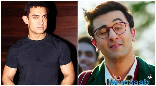 Ranbir-Katrina's Jagga Jasoos got Aamir Khan upset! Here why