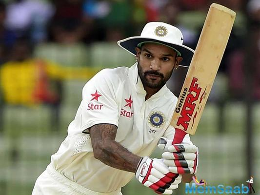 Sri Lanka vs India: Shikhar Dhawan replaces Murali Vijay in Virat Kohli-led Test side