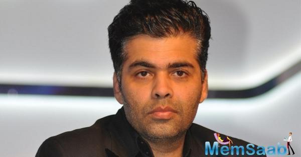 Sorry, only talent rocks say Karan Johar on nepotism