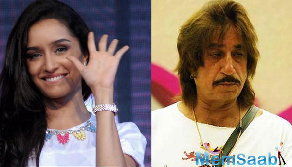 Shraddha wants to turn director and direct his father Shakti Kapoor