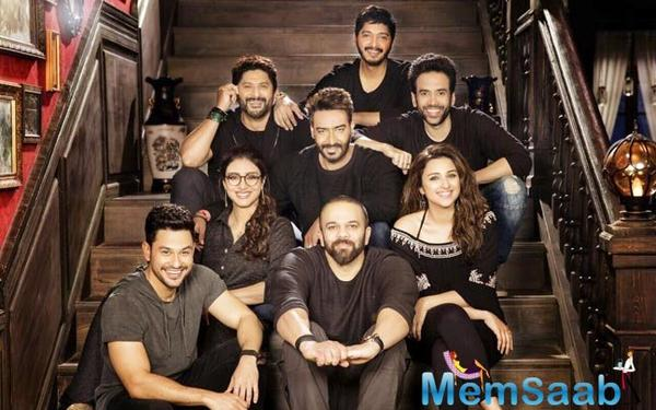 Rohit Shetty on Tabu's comeback in 'Golmaal Again': She is the backbone and the anchor of our film