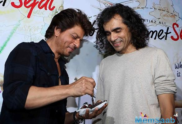 Imtiaz Ali: It was easy to work with Shah Rukh Khan