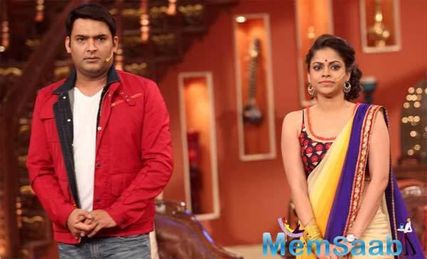 Sumona Chakravarti: I did not do Krushna's show back then and I will not do it right away