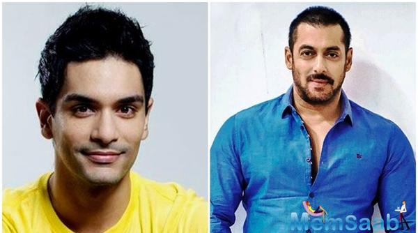 Angad Bedi: I am loving being pampered by Salman Khan