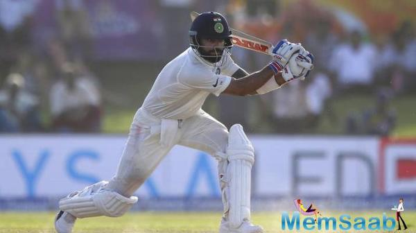 KL Rahul (57) had also gotten off to a smooth start after the early departure of opening partner Shikhar Dhawan (35).