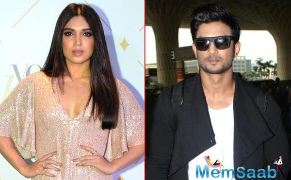 Sushant Singh Rajput to team up with Bhumi Pednekar in his next